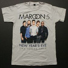 Maroon 5 New Years Eve Las Vegas 2013 Men's Shirt - Tultex - S