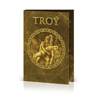 Antique Collectable Coin Greek Mythology Troy Collection Album