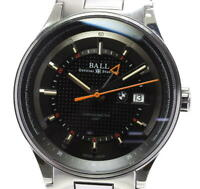 BALL WATCH for.BMW GMT GM3010C Black Dial Automatic Men's Watch(a)_540784