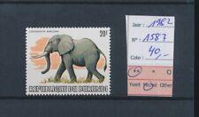 LM12912 Burundi 1982 elephants animals fine lot MNH cv 40 EUR
