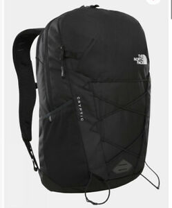 The North Face Cryptic Backpack / BNWT / Black