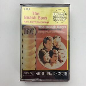Beach Boys Rare Early Recordings (Cassette) New Sealed