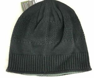 Outdoor Research Kinetic Beanie Merino Blend Reversible Black/Gray Unisex OS