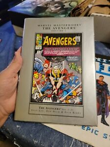 Avengers Volume 2 Marvel Masterworks HC