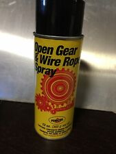 PENNZOIL OPEN GEAR AND WIRE ROPE SPRAY