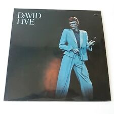 David Bowie - Live - Vinyl Double LP UK 1st Press