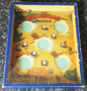 Pondsnag Vinyage R. Journet Dexterity Game Puzzle