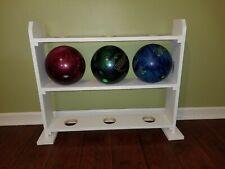 Bowling Ball rack  up to 9 Balls