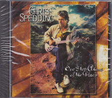 CD 12T CHRIS SPEDDING ONE STEP AHEAD OF THE BLUES NEUF SCELLE FRANCE 2002