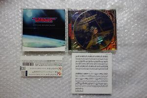 Gradius Arcade Soundtrack Original Soundtrack Music CD OST Konami Japan