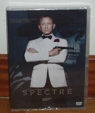 SPECTRE JAMES BOND OO7 DVD NUOVO SIGILLATO AZIONE DANIEL CRAIG (SENZA APRIRE) R2
