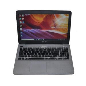"ASUS F555UJ 15.6"" Laptop Intel i5-6200U CPU 8G RAM 1T HDD Win 10 Home"