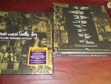 JIMI HENDRIX WEST COAST SEATTLE BOY 8 LP 180 GRAM 1ST EDITION NUMBERED BOX + BOX