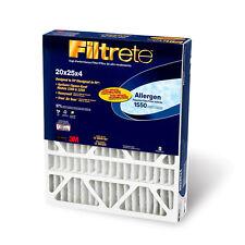 3M Filtrete 20x25x4 Allergen Reduction Air Filter