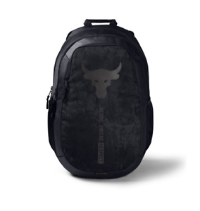 Under Armour Project Rock Brahma Bull Backpack Jet Gray #1359284-010