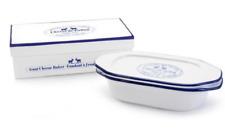 BIA Cordon Bleu  Goats Cheese Baking Dish With Lid Camembert Baker Dip
