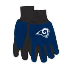 Los Angeles Rams Gloves, Gloves, Embroidered Logo, Nfl Football, New