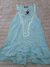 BNWT Living Doll Hush Love Top Mint Green Size 12