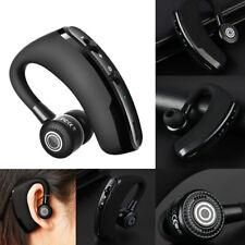 Wireless Bluetooth Headphone Ear Hook Business Earphone Stereo Music Headset Mic