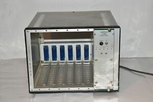 TENNELEC MINBIN CHASSIS w/ TC 909 POWER SUPPLY  (WL30)
