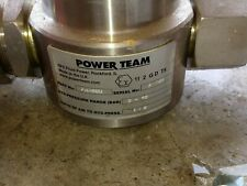 New listing Spx- Fluid Power-Model Pma60U- Air Over Hydraulic Pump- Nos item- Rockford
