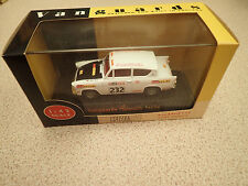 Vanguards VA1007 Ford Anglia ALLARDETTE Rally Limited Edition VGC