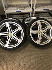 OEM Ferrari F12 Wheels And Tires
