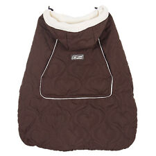 Bethbear Coat cap Baby carrier Cover Cozy and Warm for Mom & Baby Thick cap R1D7