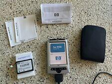 Hp iPaq r1710 Lcd Pocket Pc Pda (Windows Mobile Pocket Pc) w/ extras