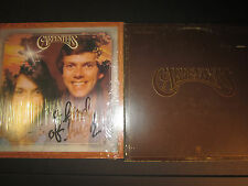 2 Carpenters LP lot, A Kind of Hush, Singles 1969-1973, w/ lyric book, book,VG++