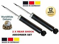 FOR FORD SMAX S MAX 2006 > 2 x REAR LEFT + RIGHT SHOCK SHOCKER ABSORBER SET