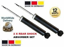 FOR PEUGEOT 308 SW 2007 > 2 x REAR LEFT + RIGHT SHOCK SHOCKER ABSORBER SET