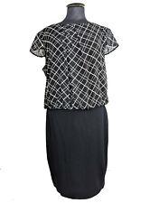 ORSAY Damen Kleid, Sommerkleid, Abendkleid, Partykleid Gr.44
