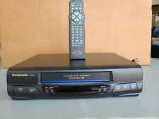 Panasonic Omnivision 4 Head PV-9450 VHS VCR
