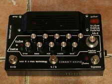 tube beta hybrid Mk-II - double channel preamp (sunn model-T & beta)