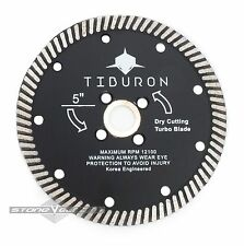 5 Inch  Diamond Turbo Saw Blade 10 pieces SUPER Pro CUT Granite Concrete Stone