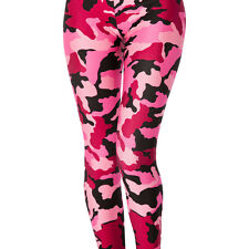 Womens Punk 3D Print Leggings Stretchy Jeggings Slim Skinny Tight Pencil Pants