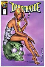 DARKCHYLDE #1/2, NM-, Randy Queen, Good Girl, Femme Fatale, 1997
