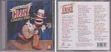 Classic Country CRAZY HITS Various Artists TIME LIFE CD Charlie Ryan Sheb Wooley