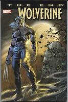 The End Wolverine #1 2004 NM TPB 1St. Print Marvel Comics Free Bag/Board