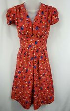 Anthropologie Karen Walker Hi There Floral Dress Size 6