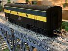 HO Scale PROTO 1000 EMD F7B DC Powered Diesel Locomotive B unit CNW Chicago !