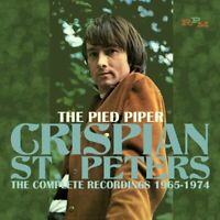 Crispian St. Peters - The Pied Piper - The Complete Recordings 1965-1974 [CD]
