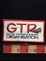 France GRAND TOURISME RACING ORGANISATION Motorsport Auto Patch 66ZZ