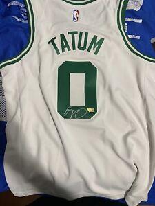 Jayson Tatum Signed Jersey Fanatics