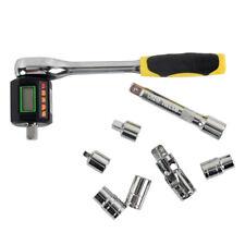 Bicycle Tools Set Click Digital Torque Meter Wrench Socket Kit 20 200nm 12