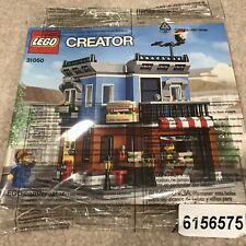 LEGO 31050 Corner Deli Instructions