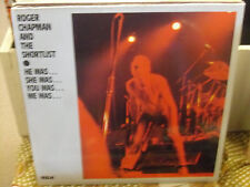 Roger Chapman & the Shortlist He Was She Was You Was LP RCA 1986 VG+ Germany