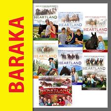 Heartland Complete Season Series 1, 2, 3, 4, 5 & 6 + Christmas R4 DVD Heart Land