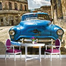 Kinder Fototapete Fototapeten Tapete Wand Bild Foto Bild KUBA CUBA CAR 3FX1182P8